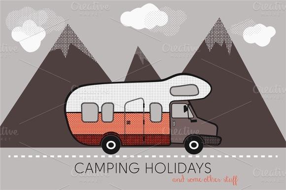 Camping Holidays..