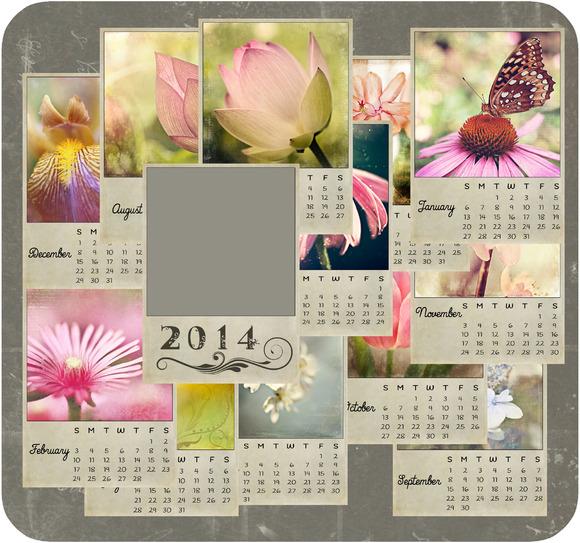 2014-2015 Calendar Bundle