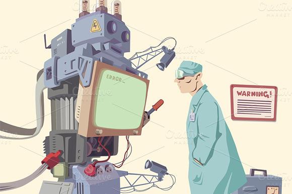 Human And The Machine