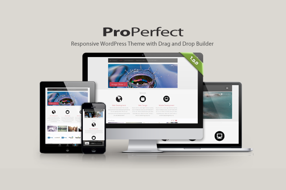 ProPerfect Multipurpose WP Theme