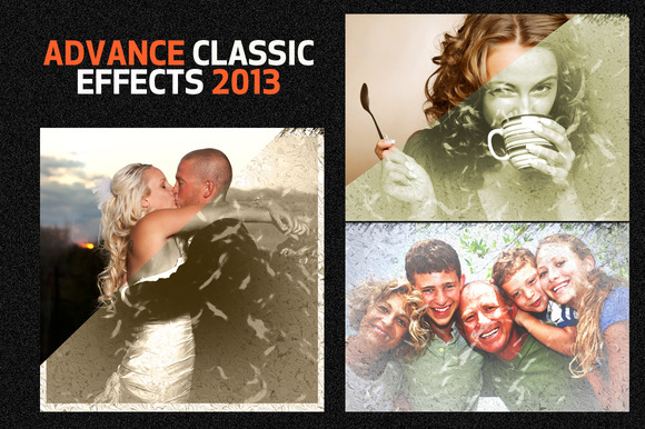 Advance Classic Effects PS Action