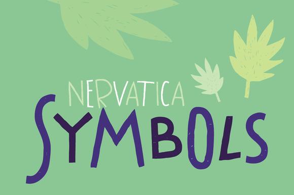 Nervatica Symbols