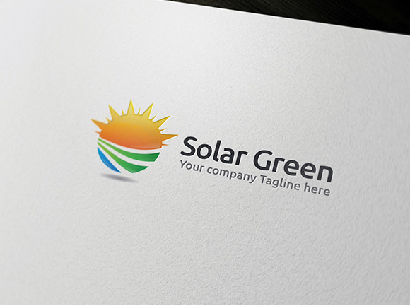 Solar Green Logo