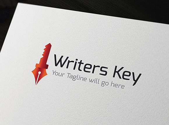 Writers Key Logo
