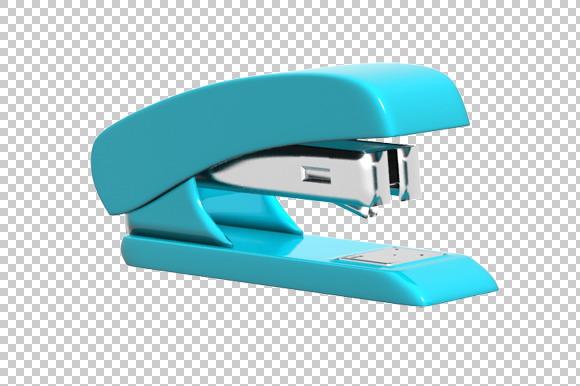 Stepler 3D Render PNG