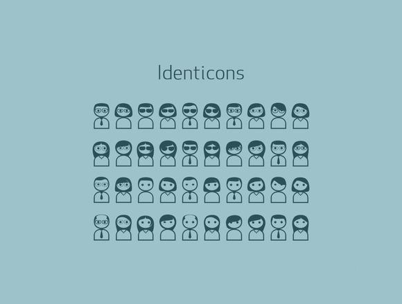 IdentIcons
