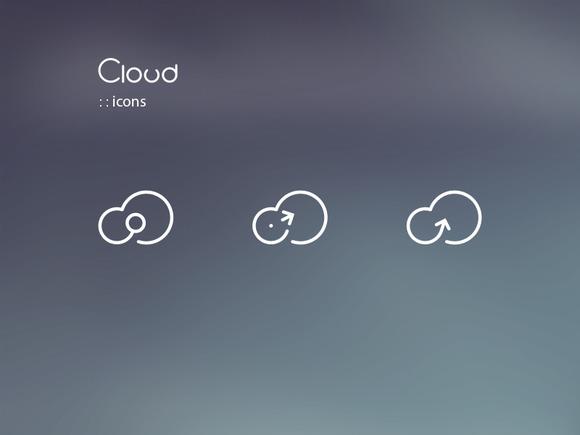 CloudIcons