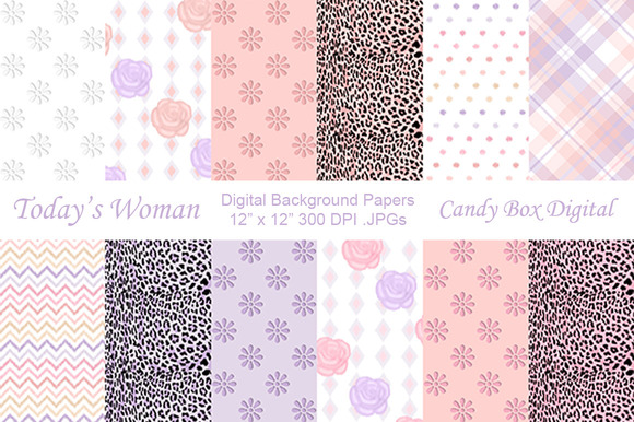 Today S Woman Digital Papers