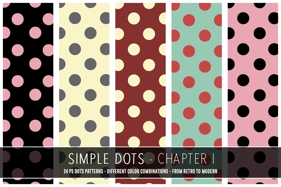 Simple Dots Chapter 1