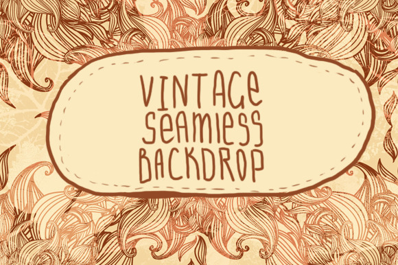 Vintage Seamless Backgrounds
