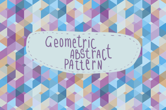 Geometric Abstract Patterns