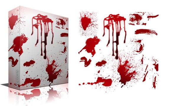 Blood And Splash