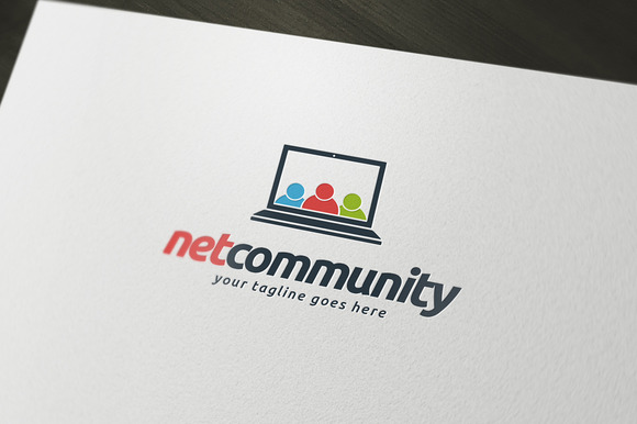 Net Community Logo Template
