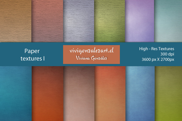 Paper Textures I