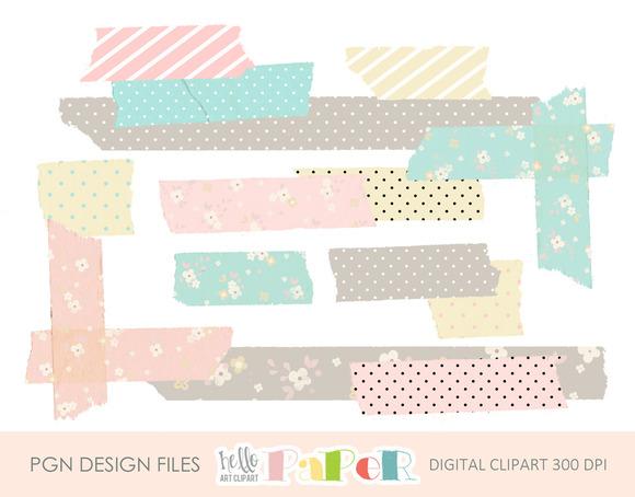Color Tape Strip