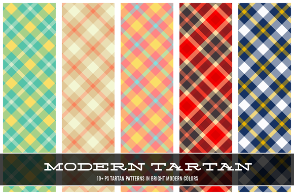 Modern Tartan