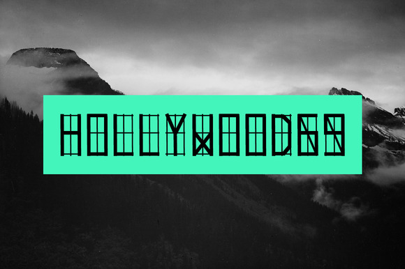 Hollywood 69 Font
