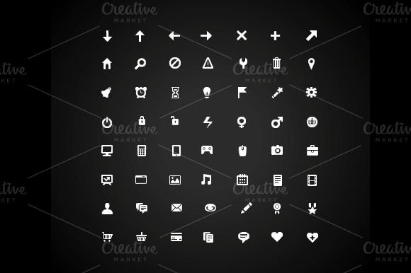 56 Icon Set