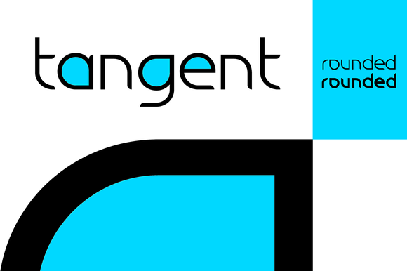Tangent Rounded Family