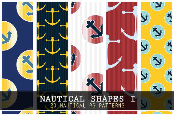 Nautical Shapes I