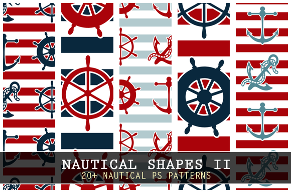 Nautical Shapes II