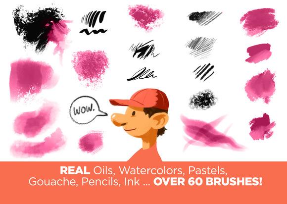 Kyle S Ultimate Custom Brush Combo