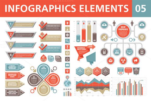 Infographics Elements 05