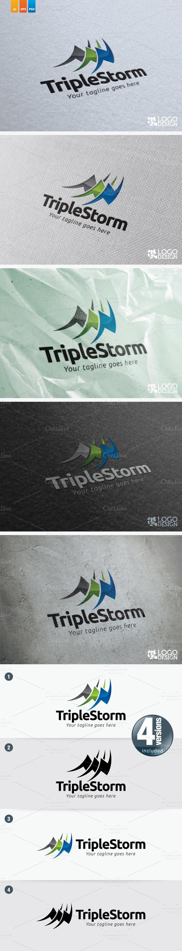 Triple Storm