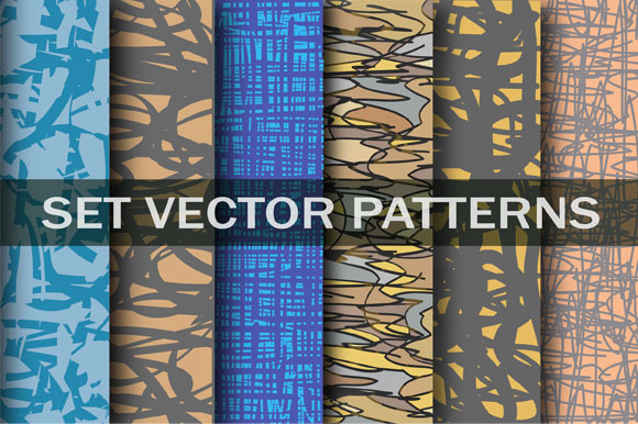 Set Vector Pattern