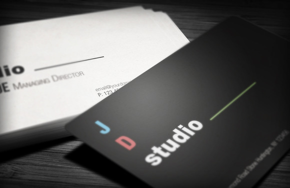 Homely Business Card