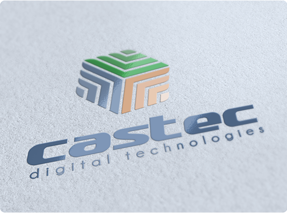 Castec Technologies Logo Design