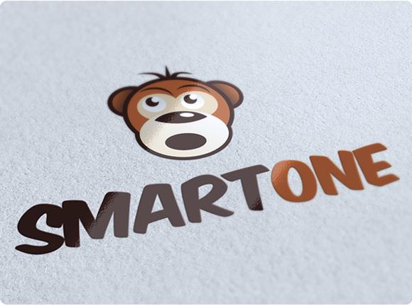 SmartOne Logo Design