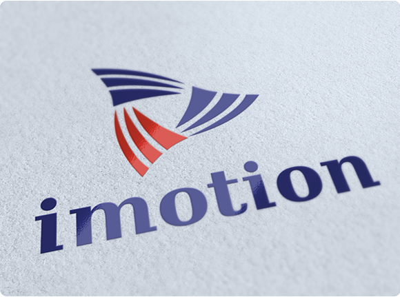IMotion Logo Design
