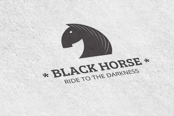 Riding Club Logo Template
