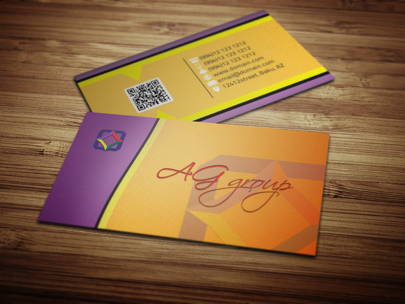 AG Business Card