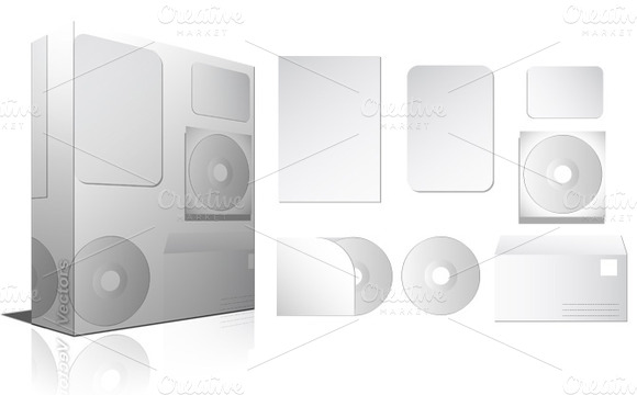 Blank Stationery Pack