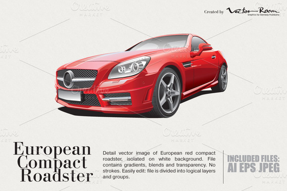 European Compact Roadster