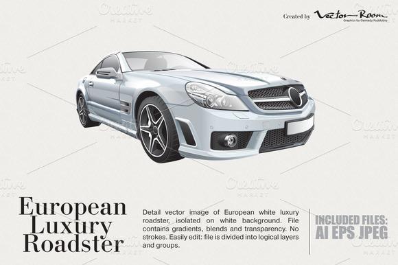 European Luxury Roadster