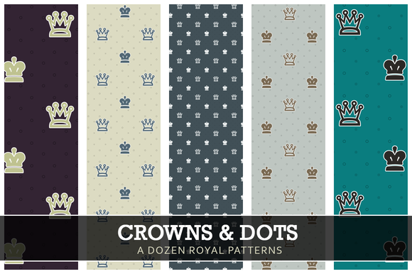 Crowns Dots