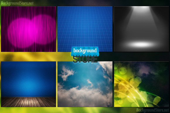50 Free Backgrounds Bundle