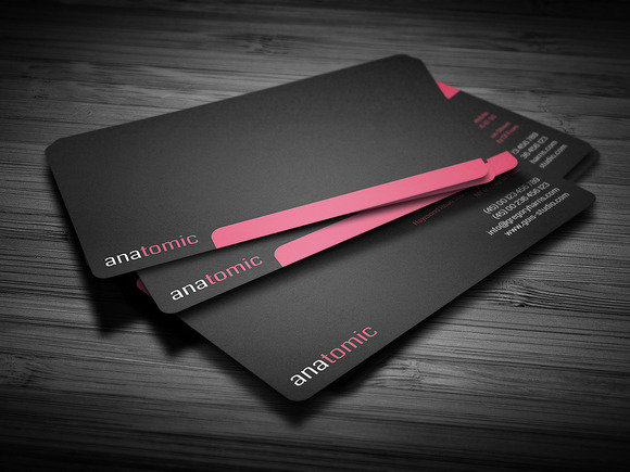 Innova Business Card