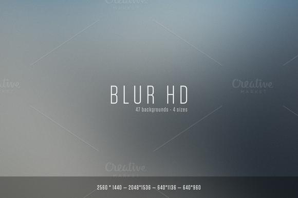 Blur HD Blurred Backgrounds