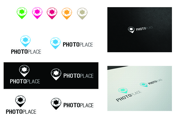 PhotoPlace Logo