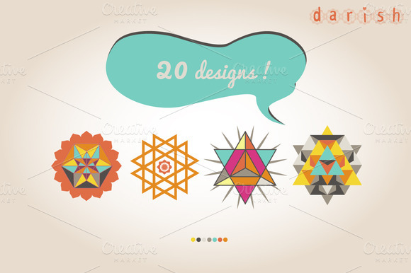 20 Esoteric Designs