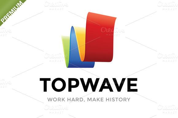 Top Wave Logo