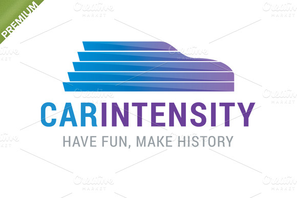 Car Intensity Logo