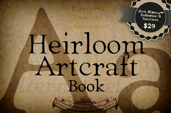Book Heirloom Artcraft