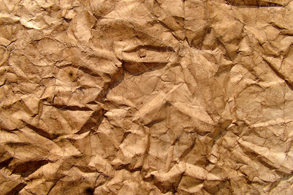 Paper Crunchy Brown
