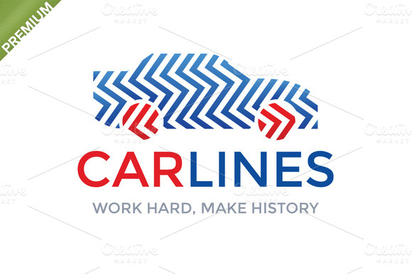 Car Lines Logo