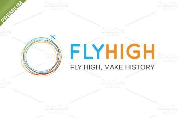 Fly High Logo